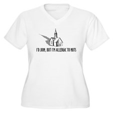 Church and Nuts T-Shirt