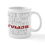 Quality Polish Parts Mug