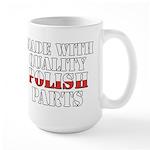 Quality Polish Parts Large Mug