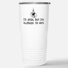Church and Nuts Travel Mug