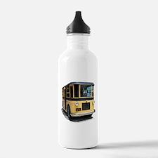 Helaine's Helms Truck Water Bottle