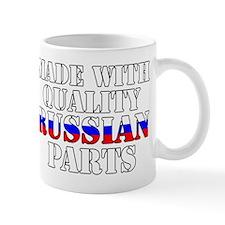Quality Russian Parts Mug