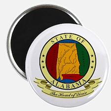 Alabama Seal Magnet
