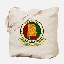 Alabama Seal Tote Bag
