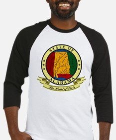 Alabama Seal Baseball Jersey