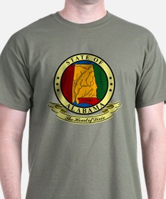 Alabama Seal T-Shirt
