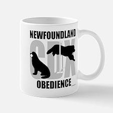 Newfoundland CDX Title Mug