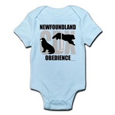 Newfoundland CDX Title Infant Bodysuit