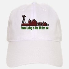Farm Living is The Life Baseball Baseball Cap