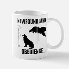 Newfoundland Open Obedience Mug
