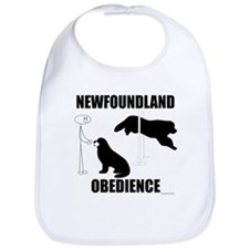 Newfoundland Open Obedience Bib