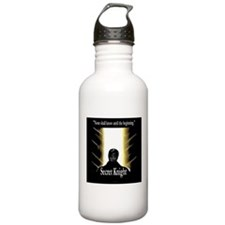 Secret Knight Water Bottle