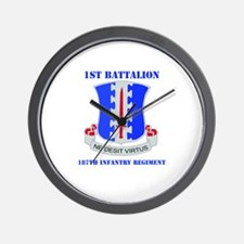 DUI - 1st Bn - 187th Infantry Regt with Text Wall