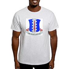 DUI - 3rd Bn - 187th Infantry Regt T-Shirt
