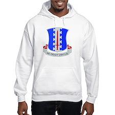 DUI - 3rd Bn - 187th Infantry Regt Hoodie
