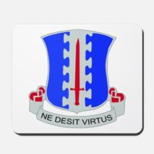 DUI - 3rd Bn - 187th Infantry Regt Mousepad