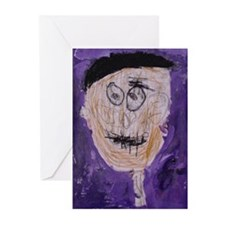 Rogelio Campos Greeting Cards (Pk of 10)