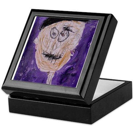Rogelio Campos Keepsake Box