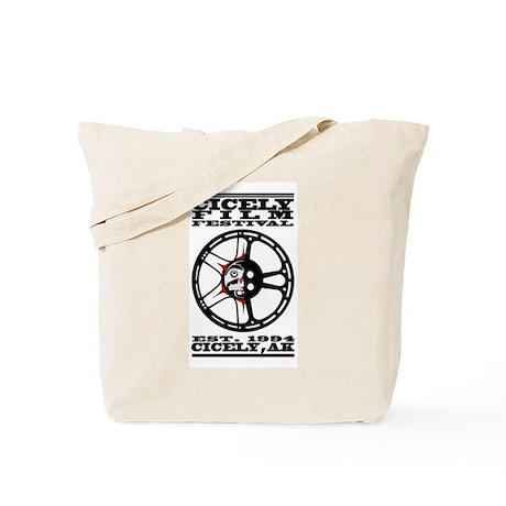 Cicely Film Festival Tote Bag