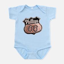 Phillips 66 Infant Bodysuit
