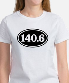 140.6 Triathlon Oval Tee