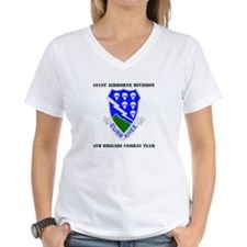 DUI - 4th BCT with Text Shirt