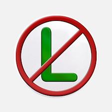 "Noel No L 3.5"" Button (100 pack)"