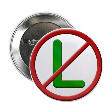 "Noel No L 2.25"" Button (10 pack)"