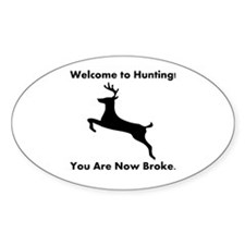 Funny Wood duck Decal