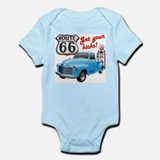 Get Your Kicks! Infant Bodysuit