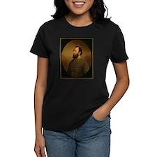 Stonewall Jackson Women's Dark T-Shirt