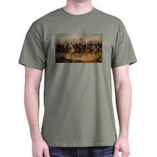 Grant & His Generals Dark T-Shirt