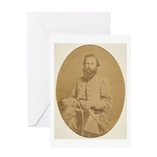 Jeb Stuart Greeting Card