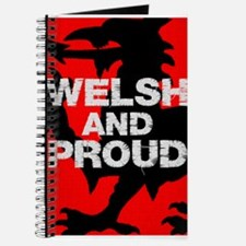 WELSH AND PROUD Journal