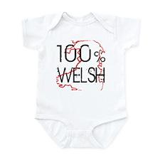 100% WELSH Infant Bodysuit