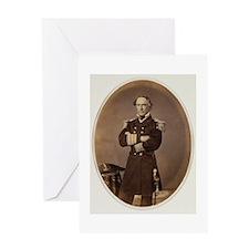 David Glasgow Farragut Greeting Card