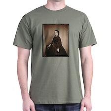 Mary Todd Lincoln Dark T-Shirt
