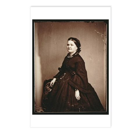 Mary Todd Lincoln Postcards (Package of 8)