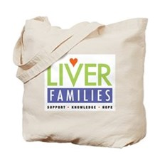Liver Families Tote Bag