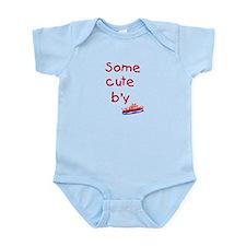 Some cute b'y Infant Bodysuit