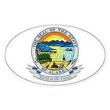 Alaska State Seal Decal