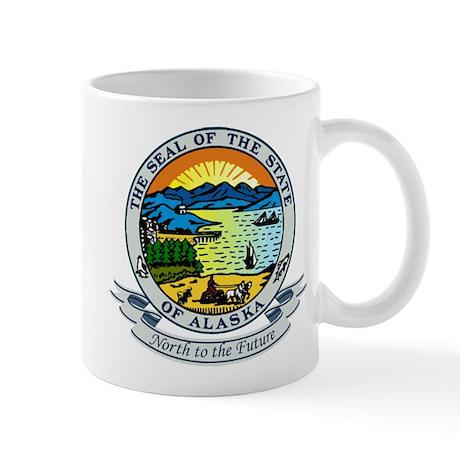Alaska State Seal Mug