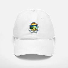 Alaska State Seal Baseball Baseball Cap