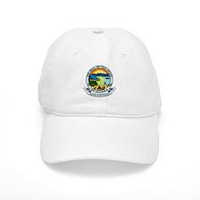 Alaska State Seal Baseball Cap