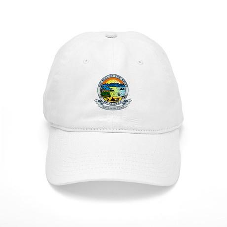 Alaska State Seal Cap