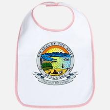 Alaska State Seal Bib