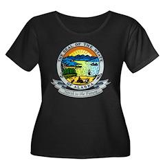 Alaska State Seal T