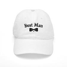 Tuxedo Best Man Baseball Cap