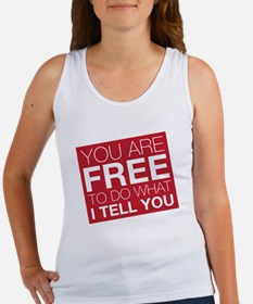 You are free Women's Tank Top