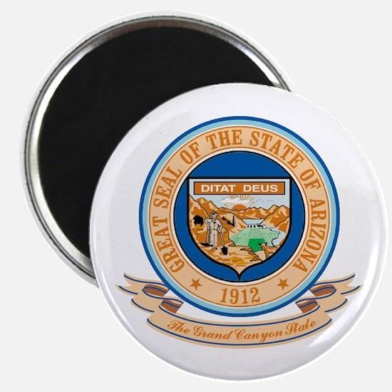 Arizona Seal Magnet